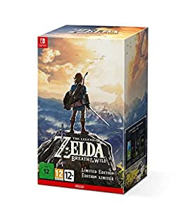 The Legend of Zelda : Breath of the Wild - édition limitée