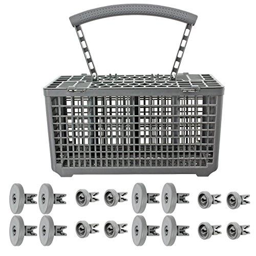 spares2go-cubiertos-cesto-y-accesorio-de-ruedas-para-zanussi-lavavajillas-8-ruedas-superior-inferior