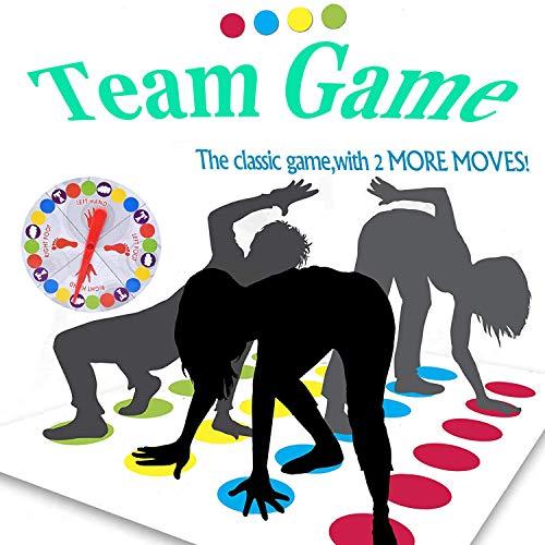 kitteny Gioco di società,Tappetini Giochi Fun Game educativo per mosse di Sport per Bambini