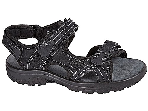 Footwear Sensation , Herren Sport- & Outdoor Sandalen Braun braun Martin-Black
