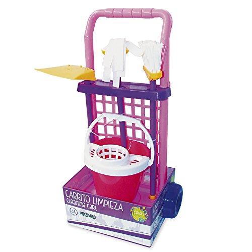 Tachan- Carrito Limpieza Cubo