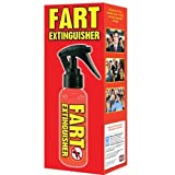 Fart Extinguisher Air Freshener - Embarrasses Your Friends With this Fun Toy - Unusual Novelty / Present for Her, Women, Ladies Birthday or Christmas