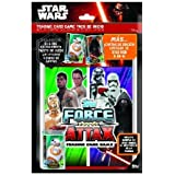 Topps STAR WARS FORCE ATTAX Starter Pack Includes FREE LIMITED EDITION CARD