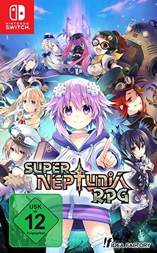 Super Neptunia RPG [Nintendo Switch]