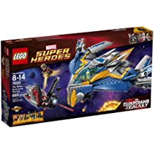 LEGO Superheroes The Milano Spaceship Rescue Building Set 76021 (Discontinued by manufacturer) by LEGO
