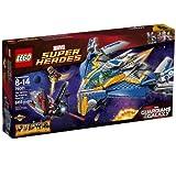 LEGO-Superheroes-76021-The-Milano-Spaceship-Rescue-Building-Set
