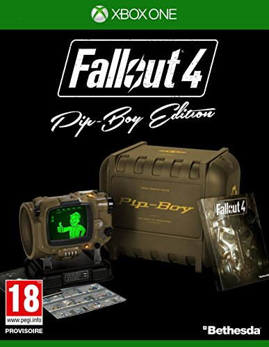 Fallout 4 - Pip Boy Collectors Edition XBOX ONE Edition FR