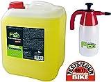 Dr. Wack F100 Fahrradreiniger 5L Set + F100 Druckpumpenzerstäuber