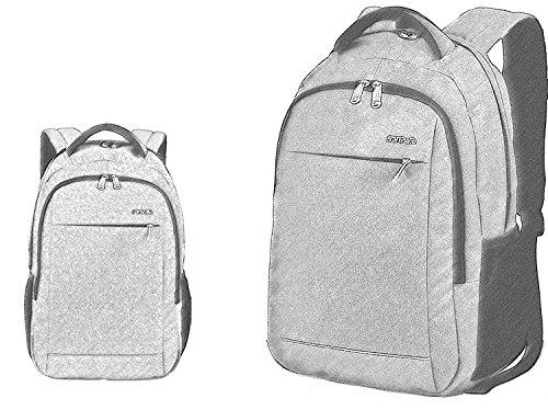 YAAGLE Rucksack Lovers Schüler Schultasche 15,6 zoll Gepäck Laptoptasche Business Taschen Schultertasche schick Reisetasche-orange schwarz