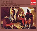 Granados / Goyescas : Scenes romantiques [Import anglais]