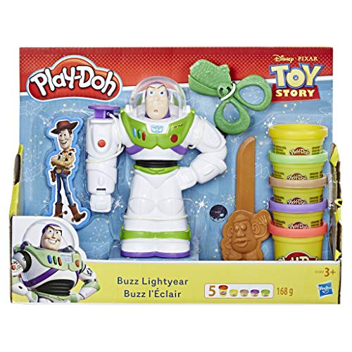 Play-Doh - Pate A Modeler - Disney Toy Story Buzz L'Eclair