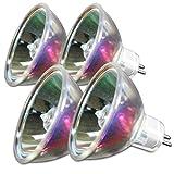 Ersatz-Disco-Lampen, Halogen, 24 V, 250 W, 4 Stück
