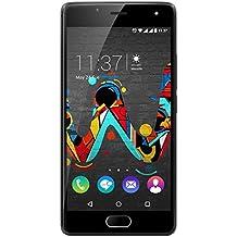 Wiko U Feel Smartphone débloqué 4G (Ecran: 5 pouces - 16 Go - Double SIM - Android) Gris
