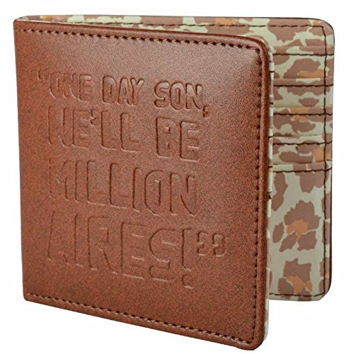 Only Fools and Horses One Day Son We'll Be Millionaires Wallet