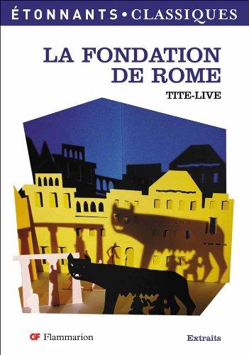 La Fondation de Rome