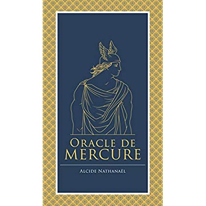 Oracle de Mercure : Boîte cloche avec jeu de 27 cartes et livret bilingue français/anglais