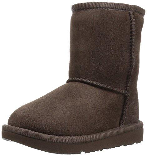 UGG Kids T Classic II Boot, Chocolate, 10 M US - Uggs Stiefel Für Kleinkinder