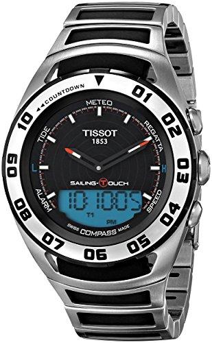 Tissot Herren-Uhren Quarz Analog T0564202105100