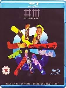 Depeche Mode: Tour Of The Universe - Barcelona 20/21:11:09 [Blu-ray] [2013]