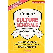 Développez votre culture générale