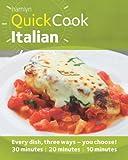 Hamlyn QuickCook: Italian