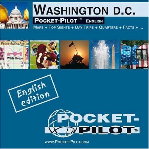 Pocket-Pilot Washington DC: Einzelkarten: Zentrum, Großraum & Region - Öffentliche Verkehrsmittel - Sehenswürdigkeiten - Ausflüge - Wissenswertes - ... und vieles mehr. Englische Ausgabe