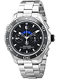 TAG Heuer Aquaracer 500m Calibre 72 Countdown Automatik Chronograph CAK211A.BA0833