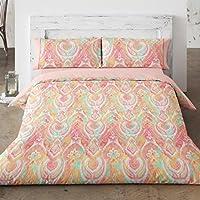 Burrito Blanco - Funda nórdica 447 Coral de cama de 135x190/200 cm