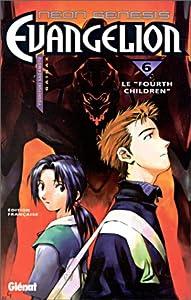 Neon-genesis evangelion Edition simple Le «Fourth Children»