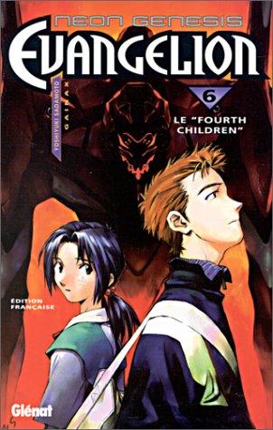 Evangelion - Neon genesis Vol.6 par SADAMOTO Yoshiyuki