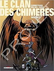 Le Clan des Chimères, Tome 5 : Secret