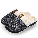 Inverno Pantofole Donna Uomo Scarpe da Casa Morbido Antiscivolo Morbido  Comode e Calde Interno Esterno Pantofole 091924eb38c