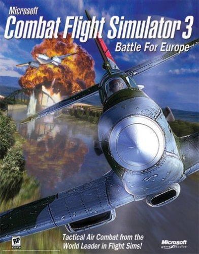 Combat Flight Simulator 3: Kampf um Europa (Flight Simulator-combat)