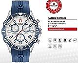 SWISS MILITARY-HANOWA Herren Analog Quarz Uhr mit Silikon Armband 06-4305.04.001.03