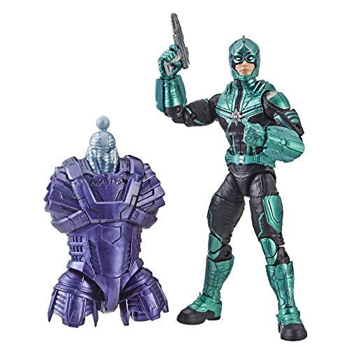 Marvel Captain Marvel Legends Yon-Rogg Kree Figure of 6 Inches