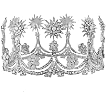 Santfe Nuovo europeo barocco vintage cristallo da sposa 261efcd0351c