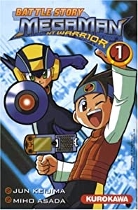 Megaman NT Warrior Edition simple Tome 1