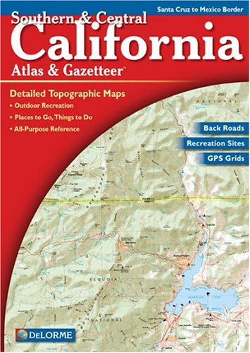 southern-california-state-gazetteers