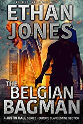 The Belgian Bagman (Justin Hall # 11)