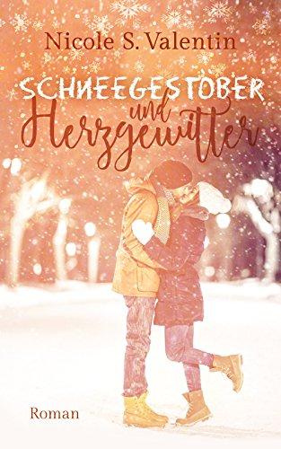 Buchseite und Rezensionen zu 'Schneegestöber und Herzgewitter' von Nicole S. Valentin