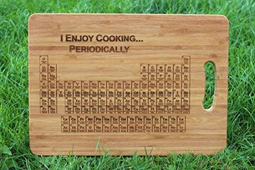 'De la tabla periódica de los elementos K9Aroma–Tabla de cortar