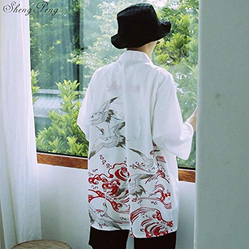 NO BRAND X Mens Japoneses Tradicionales Mens Ropa