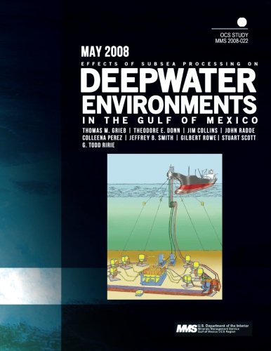 Effects of Subsea Processing on Deepwater Environments in the Gulf of Mexico