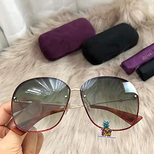 Fashion Sunglasses Pilot Sunglasses Lens Category for GG0228S-green