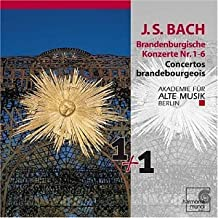 Bach : Concertos Brandebourgeois 1-6 (Coll. 1 + 1)