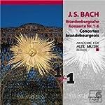 Bach : Concertos Brandebourgeois 1-6...