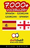 7000+ Spanish - Georgian Georgian - Spanish Vocabulary