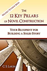 The 12 Key Pillars of Novel Construction: Your Blueprint for Building a Strong Story (The Writer's Toolbox Series) (English Edition)