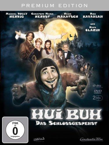 Hui Buh, das Schlossgespenst (Premium Edition) [2 DVDs]