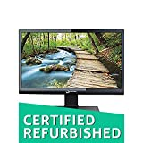 (CERTIFIED REFURBISHED) Micromax Monitor MM195HHDM165 19.5 inch with VGA + HDMI Port